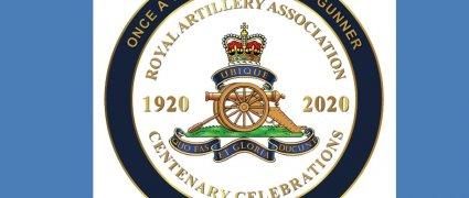 Royal Artillery Association Centenary - 26th May 2020