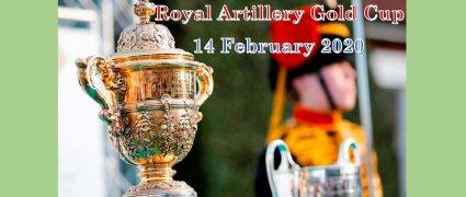 Royal Artillery Gold Cup