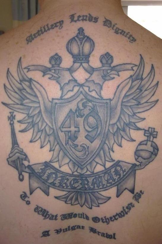 Army Tattoos Social Media Ra Association