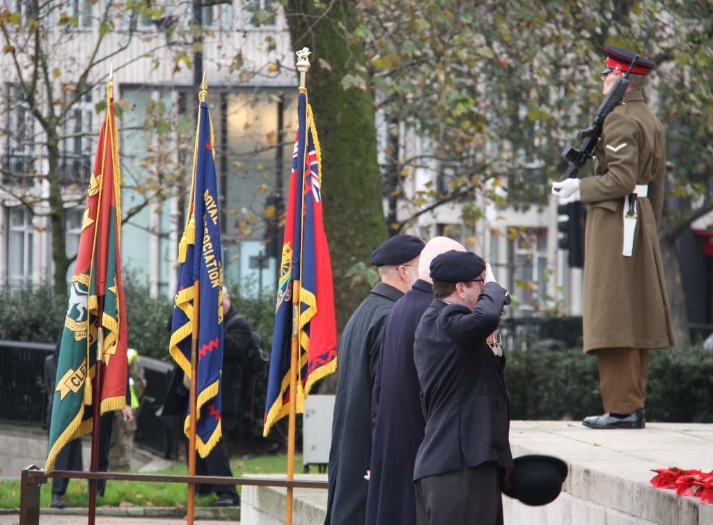 RAA Branches pay their respects at their Services of Remembrance