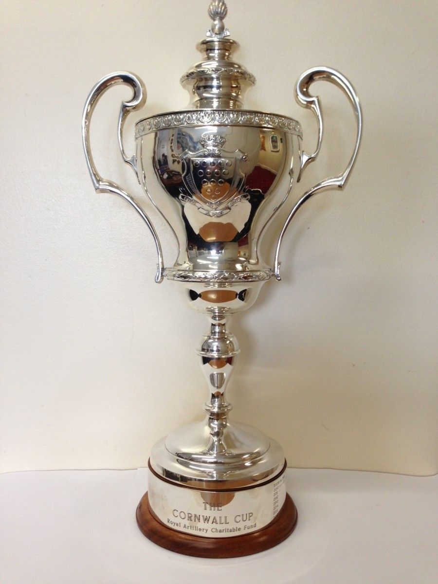 104th Regt RA Wins the Cornwall Cup 2014
