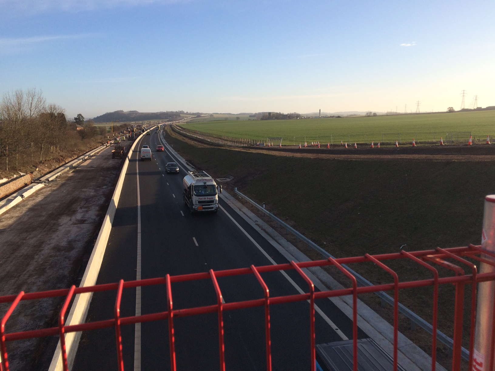 A453 is now Remembrance Way