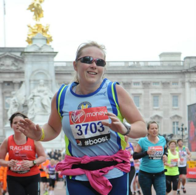Jude Baines raises over £1000 for the RA Charitable Fund